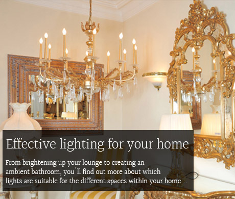 Exeter Lighting Showroom