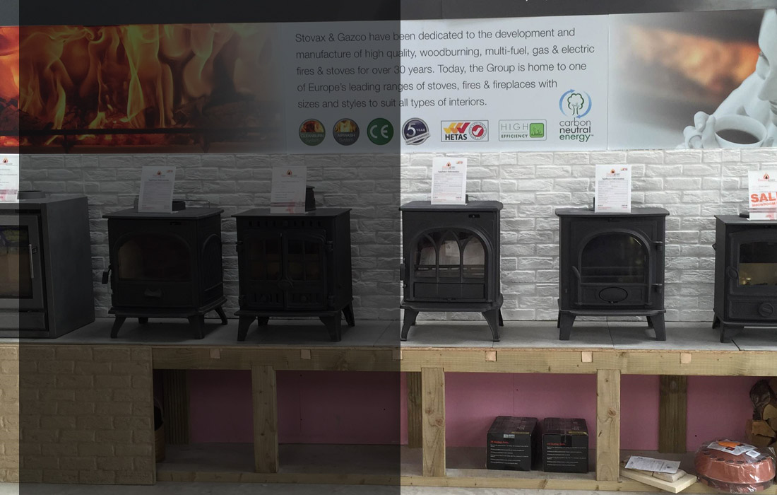 Stoves Showroom Exeter